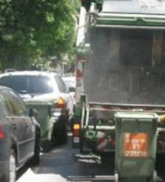 Garbage Car